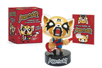 Image: Aggretsuko Figurine with Sound & Book Kit  - Running Press