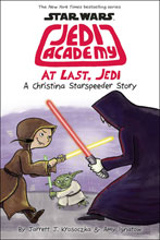 Image: Star Wars Jedi Academy Vol. 09: at Last Jedi HC  (Young Readers) - Scholastic Inc.