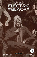 Image: Electric Black Vol. 01 SC  - Scout Comics