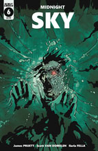 Image: Midnight Sky #6 (cover B - Van Domelen Body Snatchers Homage) - Scout Comics