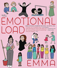 Image: Emotional Load & Other Invisible Stuff GN  - Seven Stories Press