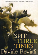 Image: Spit Three Times GN  - Seven Stories Press