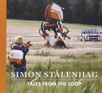 Image: Tales from the Loop HC  (Skybound edition) - Skybound Books