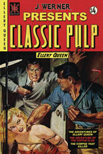 Image: Classic Pulp: Ellery Queen One-shot  - Source Point Press
