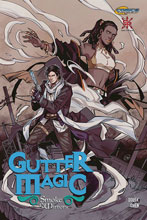 Image: Gutter Magic: Smoke & Mirrors  - Source Point Press