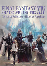 Image: Final Fantasy XIV Shadowbringers: Art of Reflection SC  - Square Enix Books