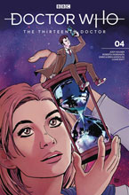 Image: Doctor Who: The Thirteenth Doctor #2.4 (cover A - Anwar) - Titan Comics
