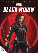Image: Black Widow Official Movie Special HC  - Titan Comics