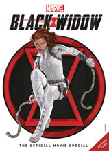 Image: Black Widow Official Movie Special  (PX cover) - Titan Comics