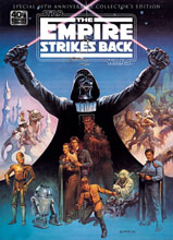 Image: Star Wars: Empire Strikes Back Anniversary Special HC  - Titan Comics