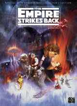 Image: Star Wars: Empire Strikes Back Anniversary Special  (newsstands cover) - Titan Comics