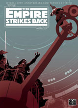 Image: Star Wars: Empire Strikes Back Anniversary Special  (PX cover) - Titan Comics