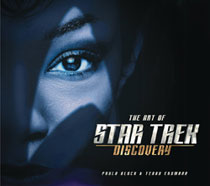 Image: Art of Star Trek: Discovery HC  - Titan Books