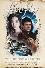 Image: Firefly: Ghost Machine HC  - Titan Books