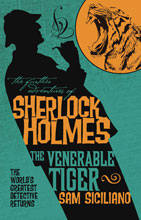 Image: Further Adventures of Sherlock Holmes: Venerable Tiger PB  - Titan Books