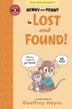Image: Benny and Penny: Lost and Found SC  - Toon Books