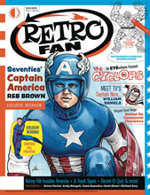Image: Retrofan Magazine #9 - Twomorrows Publishing