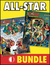 Image: All-Star Bundle  - Twomorrows Publishing