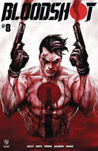Image: Bloodshot [2019] #8 (cover A - Kirkham) - Valiant Entertainment LLC