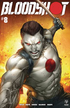 Image: Bloodshot [2019] #8 (cover B - Bernard) - Valiant Entertainment LLC