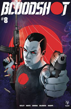 Image: Bloodshot [2019] #8 (cover C - Cheung) - Valiant Entertainment LLC