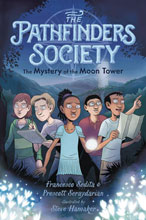 Image: Pathfinders Society Vol. 01: Mystery of Moon Tower GN HC  - Viking Books For Young Readers