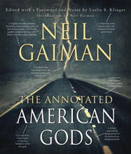 Image: Neil Gaiman's Annotated American Gods HC  - William Morrow
