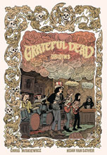 Image: Grateful Dead Origins Vol. 01 GN  - Z2 Comics
