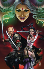 Image: Shang #2 (cover A - Krome) - Zenescope Entertainment Inc