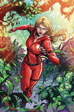 Image: Red Agent: Island of Dr. Moreau #4 (cover B - Riveiro) - Zenescope Entertainment Inc