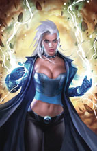 Image: Robyn Hood: Vigilante #6 (cover C - Burns) - Zenescope Entertainment Inc