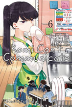 Image: Komi Can't Communicate Vol. 06 GN  - Viz Media LLC