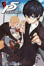 Image: Persona 5 Manga Vol. 02 GN  - Viz Media LLC