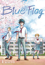 Image: Blue Flag Vol. 01 GN  - Viz Media LLC