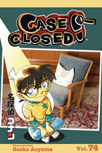 Image: Case Closed Vol. 74 GN  - Viz Media LLC