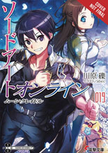 Image: Sword Art Online Novel Vol. 19: Moon Cradle SC  - Yen On