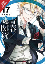 Image: Aoharu X Machinegun Vol. 17 GN  - Yen Press