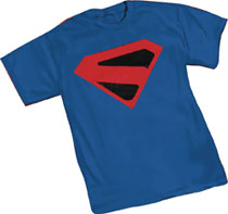 Image: DC T-Shirt: Kingdom Come - Superman Symbol  (L) - Graphitti Designs