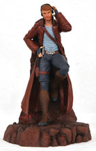 Image: Marvel Gallery PVC Statue: Star-Lord  (Comic) - Diamond Select Toys LLC