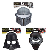 Image: Star Wars: Roleplay Mask Assortment 202001  - Hasbro Toy Group