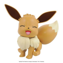 Image: Pokemon Bandai Model Kit: Eevee  - Bandai Hobby