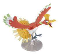 Image: Pokemon Bandai Model Kit: Ho-Oh  - Bandai Hobby