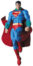 Image: DC MAFEX Action Figure: Hush Superman  - Medicom Toy Corporation