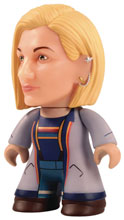 Image: Doctor Who Titans Vinyl Figure: Thirteenth Doctor - 'The woman Who Fell to Earth'  - Titan Merchandise