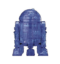Image: Star Wars Model Kit: R2-D2  (1/12 scale) (Hologram version) - Bandai Hobby
