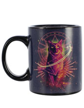 Image: Captain Marvel Mug: Goose  (Heat Reveal) (11-ounce) - Seven 20