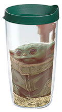 Image: Star Wars: The Mandalorian Tumbler w/Lid - The Child  (16-ounce) - Tervis Tumbler Co.
