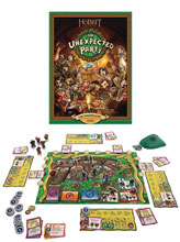 Image: The Hobbit An Unexpected Party Boardgame  - Weta Workshop Ltd
