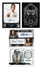 Image: Topps 2020 Star Wars E9 Series 2 Card Box  - Topps Company