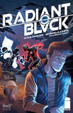Image: Radiant Black #3 (cover A - Costa) - Image Comics